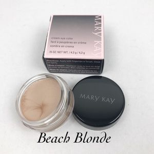 🌺NIB - MARY KAY BEACH BLONDE CREAM EYE COLOR